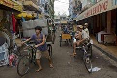 Chau Doc (2) Royaltyfria Bilder