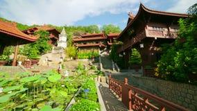 Chau Doc Temple, Vietname vídeos de arquivo