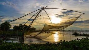 Chau Doc., Vietnam stockbild