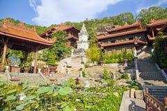 Chau Phu Temple, Vietnam Stock Photography