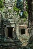 Chau say tevoda. Gopura of the temple chau say tevoda in siam reap, cambodia Stock Photography