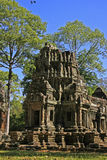 Chau Say Tevoda temple, Angkor area, Siem Reap, Cambodia Stock Photos