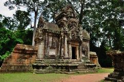 Chau Say Thevoda temple Royalty Free Stock Photography