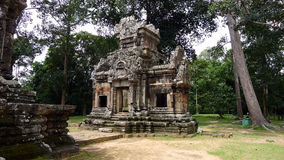 Chau Say Thevoda temple Stock Image