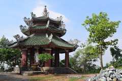 Chau Thoi temple in Binh Duong province, Vietnam Royalty Free Stock Photos