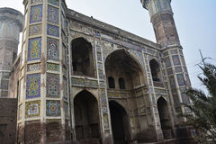 Chauburji Lahore stock fotografie