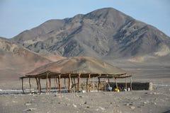 Chauchilla Mummies Cemetery. Peru. Stock Photography
