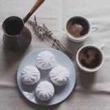 Chaud assaisonné par café Photos libres de droits