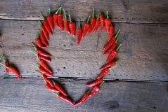 Chaud pour votre amour Photo libre de droits