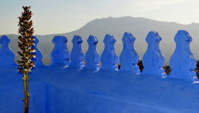 Chauen o Chaouen Royalty Free Stock Images