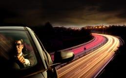 chaufför Royaltyfri Foto