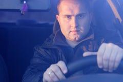 chaufför Royaltyfri Bild