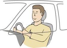 Chaufför Royaltyfria Bilder