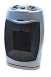 Chaufferette de ventilateur en céramique Photo libre de droits