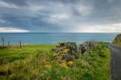 Chauffez de Galloway Rocky Seascape photo libre de droits