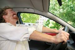 chaufför Royaltyfria Foton