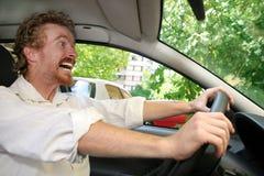 chaufför Arkivfoto