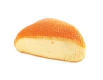 Chaumes乳酪 库存照片