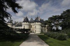 Chaumont Castel Loire Valley Stock Photos