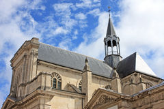 Chaumont College, France Stock Photography