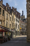 Chaumont, France royalty free stock photo