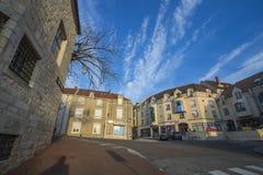 Chaumont, Francja fotografia royalty free