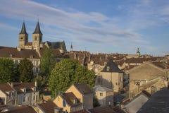 Chaumont, Francja obrazy stock
