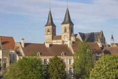 Chaumont, Francja obraz stock