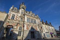 Chaumont, Francja zdjęcia stock