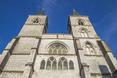 Chaumont, Haute-Marne, France Royalty Free Stock Photos