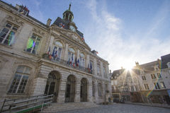 Chaumont, Haute-Marne, France Royalty Free Stock Images