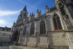 Chaumont, Haute-Marne, France Stock Photo