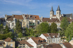 Chaumont, Haute-Marne, France Royalty Free Stock Photo