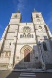 Chaumont Haute-Marne, Frankrike Arkivbild