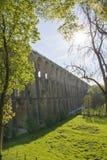 Chaumont Haute-Marne, Frankrike Arkivfoton