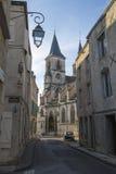 Chaumont, la Haute-Marna, Francia fotografie stock