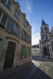 Chaumont, la Haute-Marna, Francia immagine stock libera da diritti