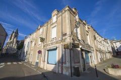 Chaumont, la Haute-Marna, Francia fotografia stock libera da diritti