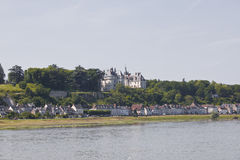 Chaumont sur Loire Royalty Free Stock Images