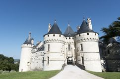 Chaumont Sur Loire Royalty Free Stock Image