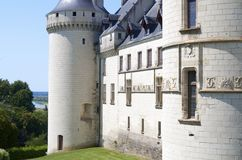 Chaumont Sur Loire Royalty Free Stock Photos