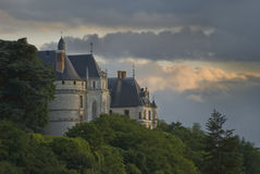 Chaumont-sur-Loire Royalty Free Stock Photo