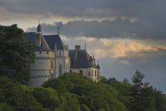 Chaumont-sur-Loire photo libre de droits