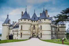 Chaumont sur Loire Royalty Free Stock Photography