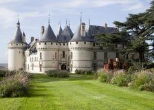 chaumont sur Loire Francja Obrazy Stock