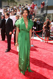 Chauntee Schuler dag Emmys 2008 - Los Angeles, CA Royaltyfria Bilder