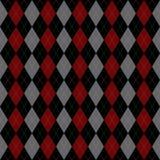 Chaussette avec des losanges Images libres de droits