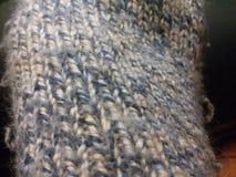 Chaussette de laine Photo stock
