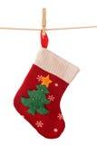 chaussette de Noël Photographie stock