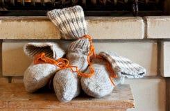 Chaussettes Photos libres de droits